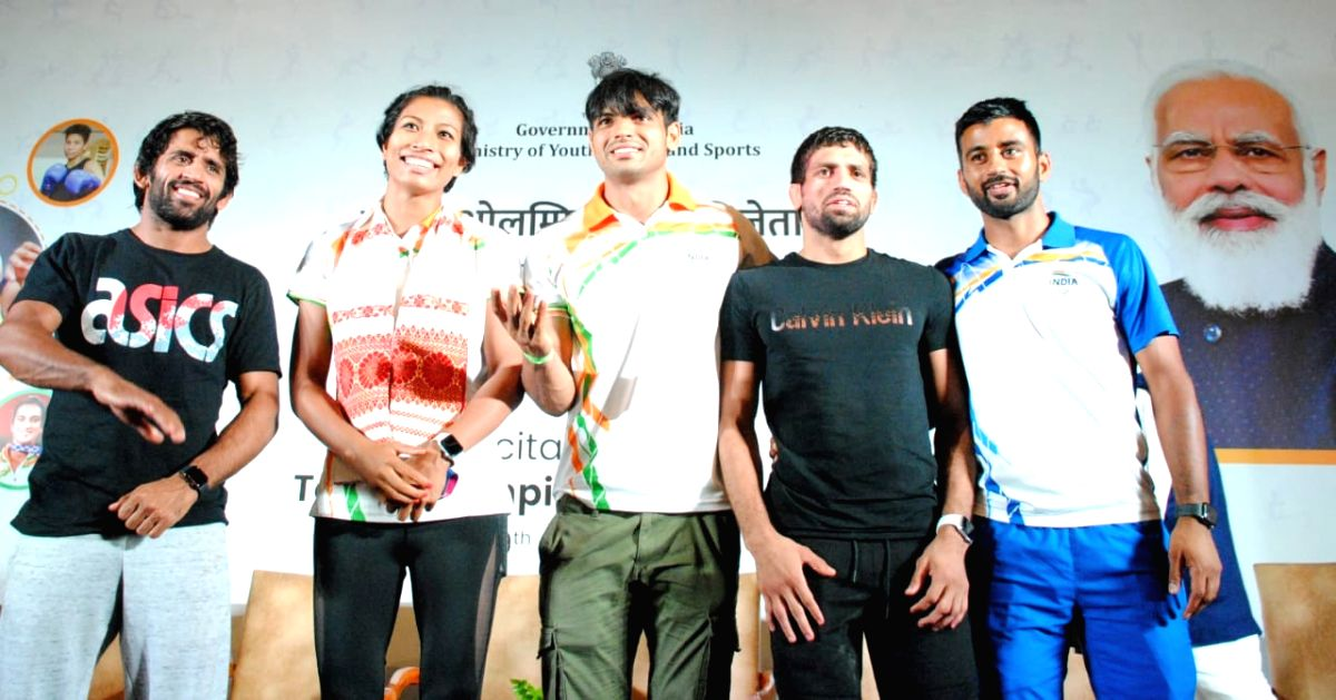 Don't get overawed by the competitors, give your 100 per cent: Neeraj Chopra