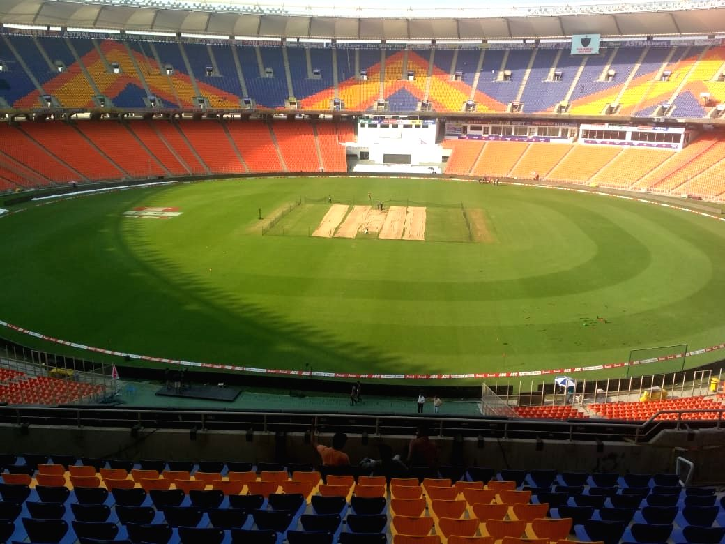 Double-headers in the Indian Premier League (IPL) are generally held at separate venues. If a 4 pm match is in one city, an 8 pm match the same day will be at a different venue