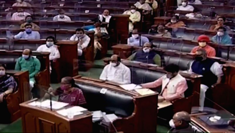 Doubts raised on transparency of 2 PM funds; LS passes Taxation Bill.