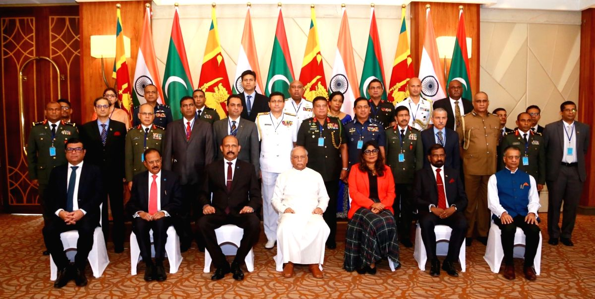 Doval leads India's participation in tri-nation meet as Indian Ocean countries strengthen defence ties, cooperation.
