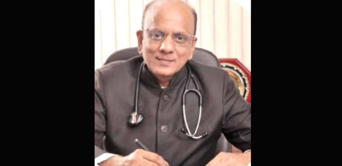 Dr KK Agarwal.