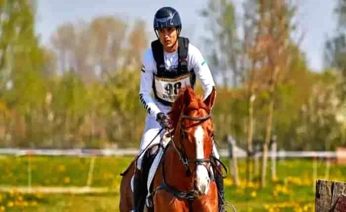 Dream of 1.3 billion for Olympic gold rides on Fouaad Mirza (Photo:indianarrative)