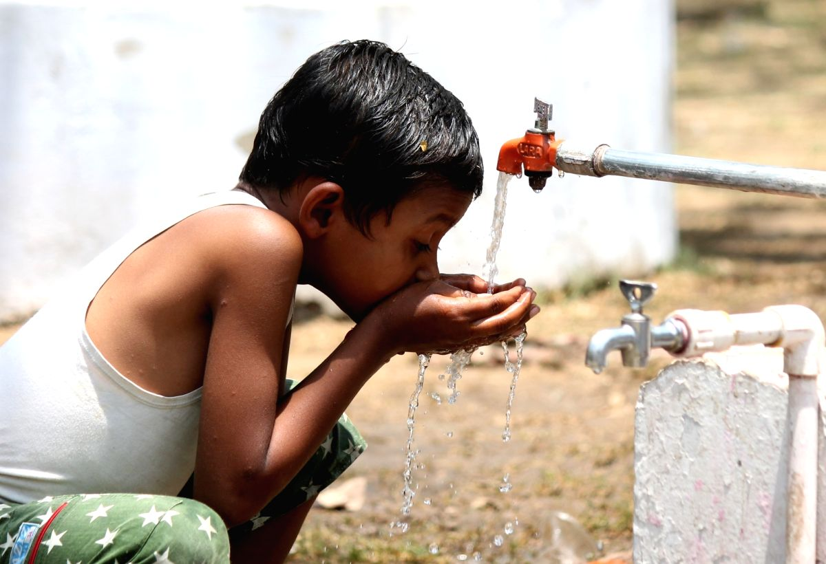 Drinking water. (File Photo: IANS)