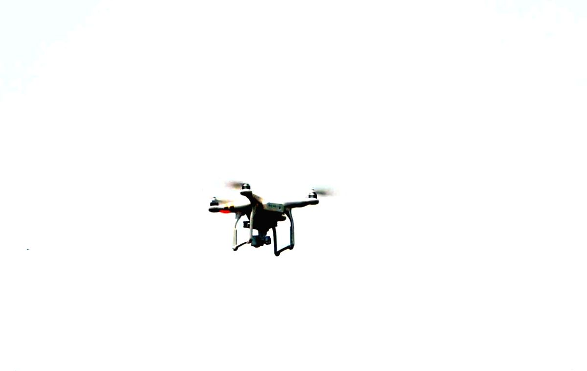 Drone. (File Photo: IANS)
