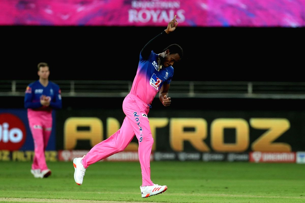 Speedster Archer continues to carry RR bowling gallantly