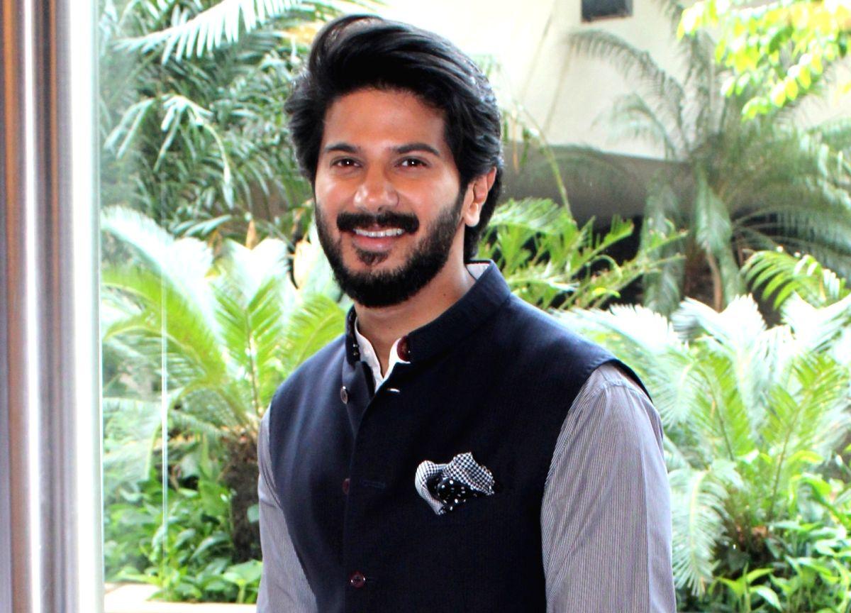 Dulquer Salmaan. (Photo: Amlan Paliwal/IANS)