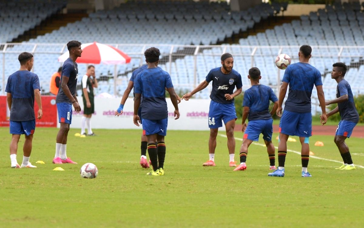 Durand Cup: Bengaluru FC take on Indian Navy with quarters in sight