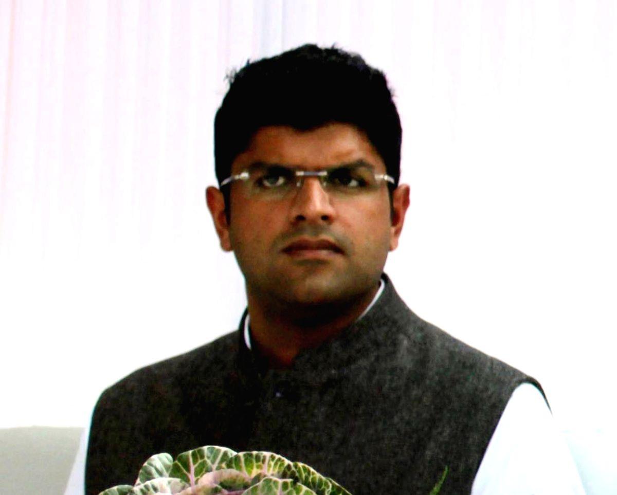 Dushyant Chautala. (File Photo: IANS)