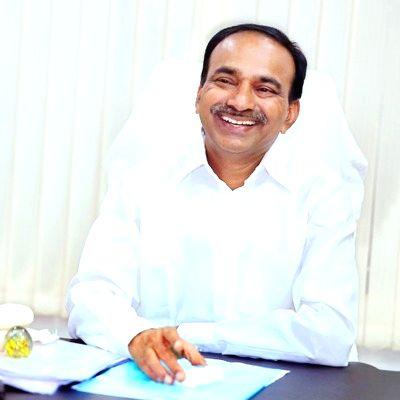 Eatala Rajender quits Telangana Assembly, TRS.