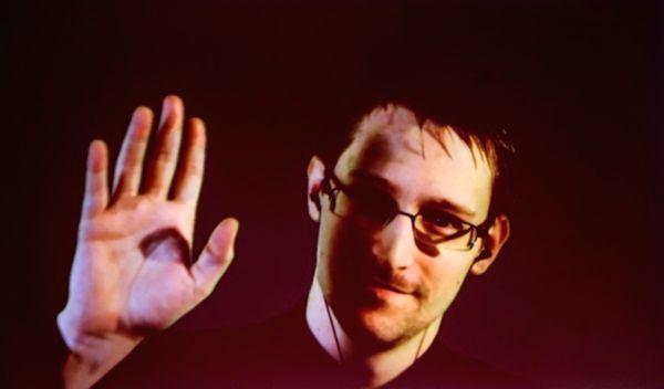 Edward Snowden's NFT artwork sells for over $5.4 mn