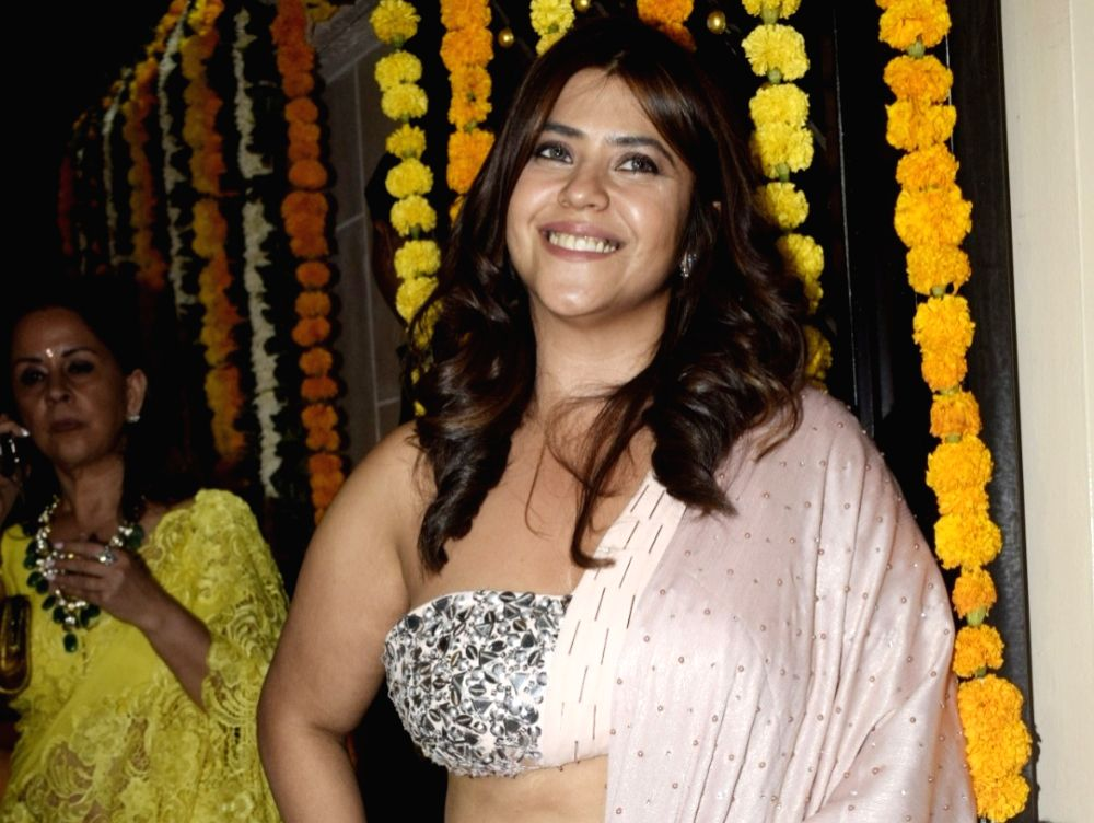 Ekta Kapoor. (File Photo: IANS)