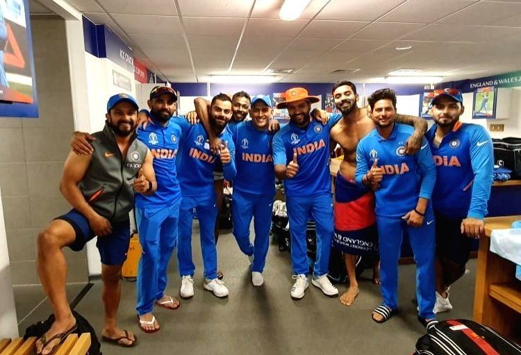 Enthusiasm of Team India 'contagious' post Bangladesh win