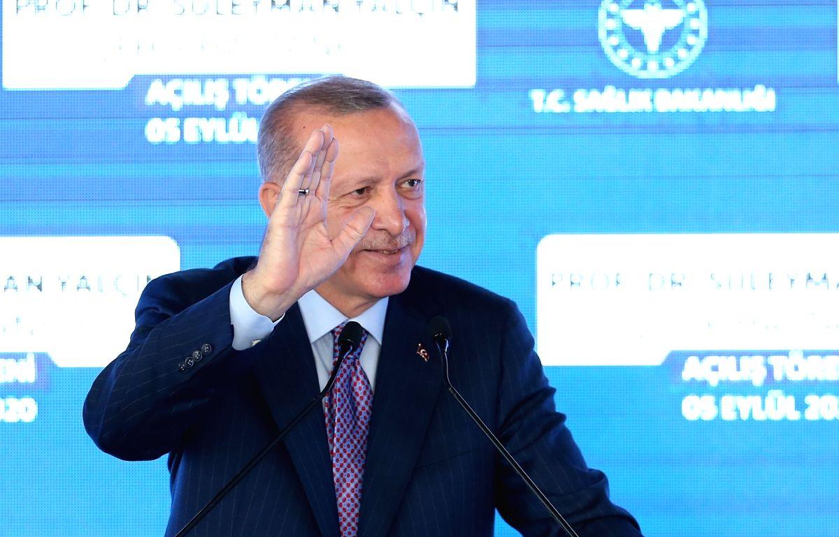 Erdogan, Michel president discuss latest developments in Eastern Med