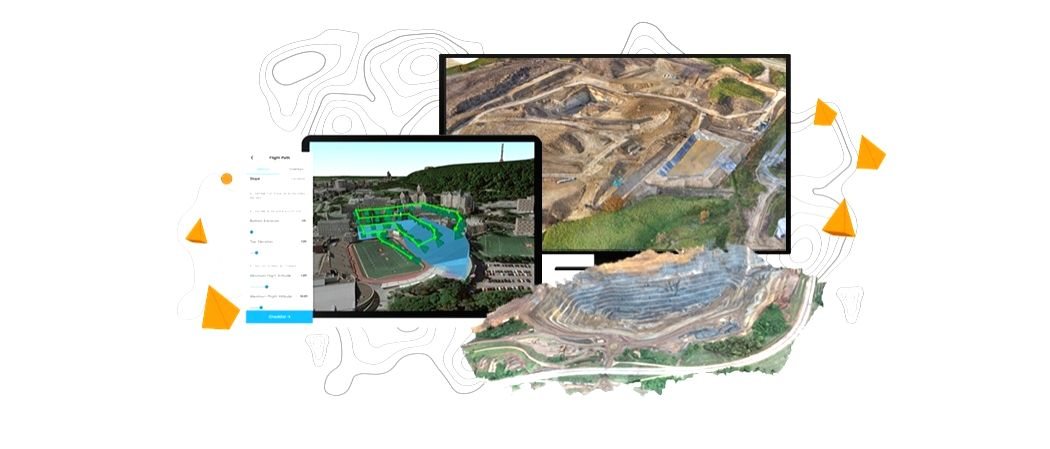 Esri India introduces cloud-based drone mapping solution.