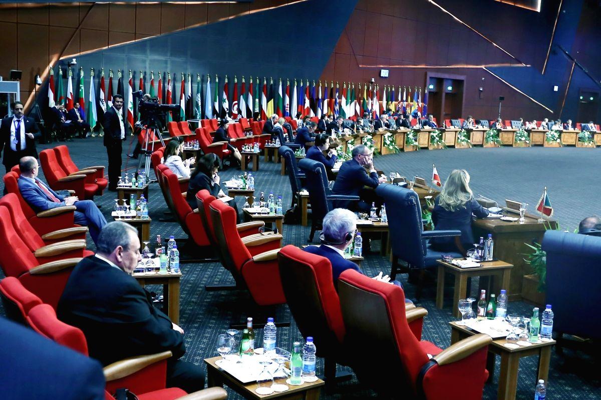 EU summit for top jobs continues past midnight. (Xinhua/Ahmed Gomaa/IANS)