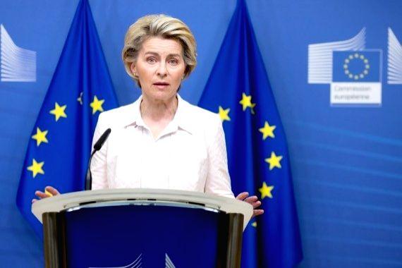 EU unveils contingency plan for 'no deal' Brexit