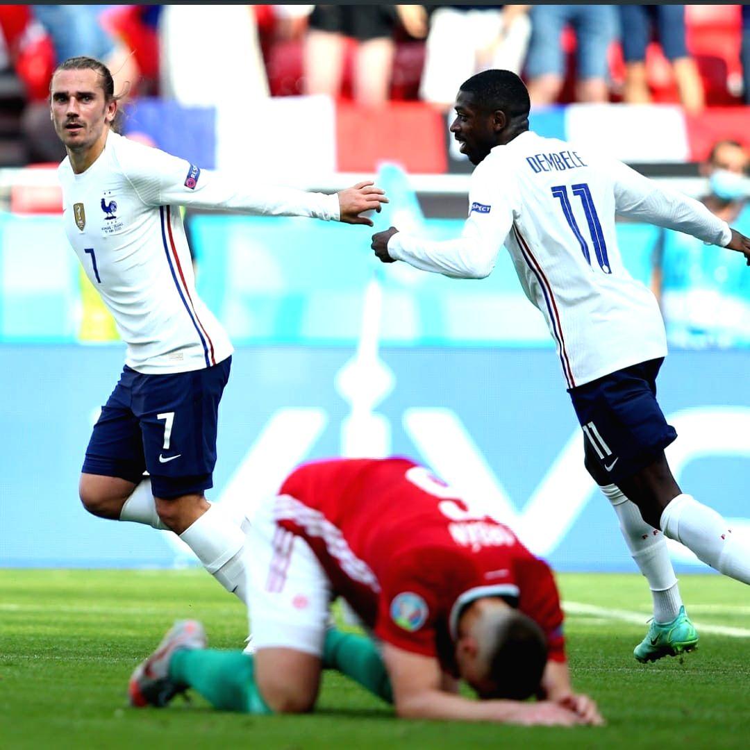 Euro 2020: Fiola earns Hungary a point against France