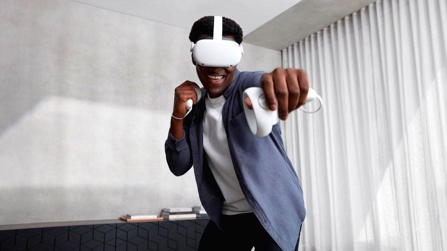 Facebook unveils next gen VR headset Oculus Quest 2.