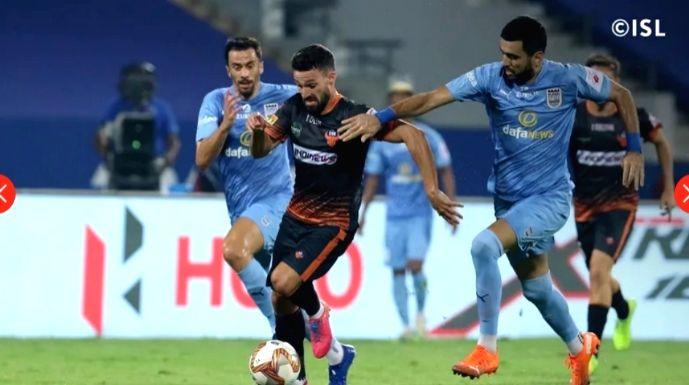 FC Goa vs Mumbai City FC (photo credit: ISL)