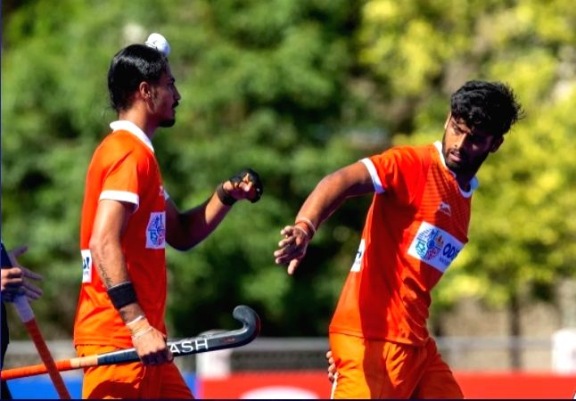FIH Pro League: Fighting India defeat Argentina in penalty shoot.