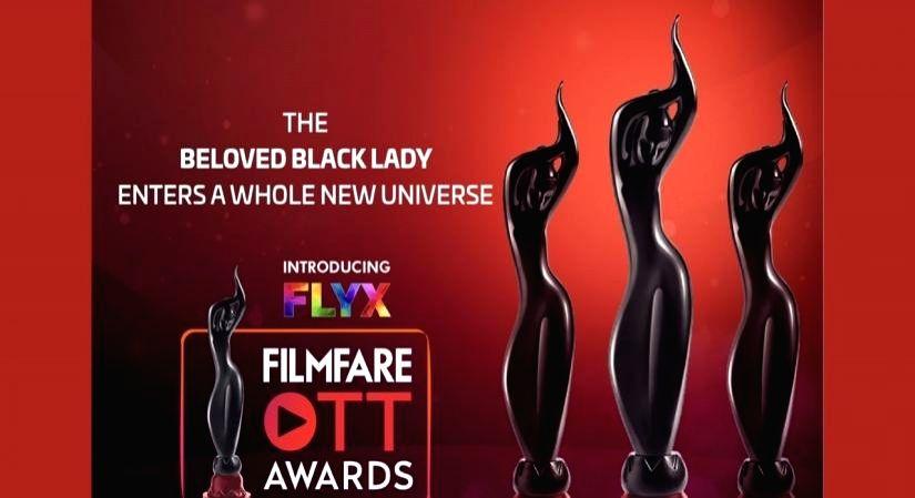 Filmfare OTT Award.