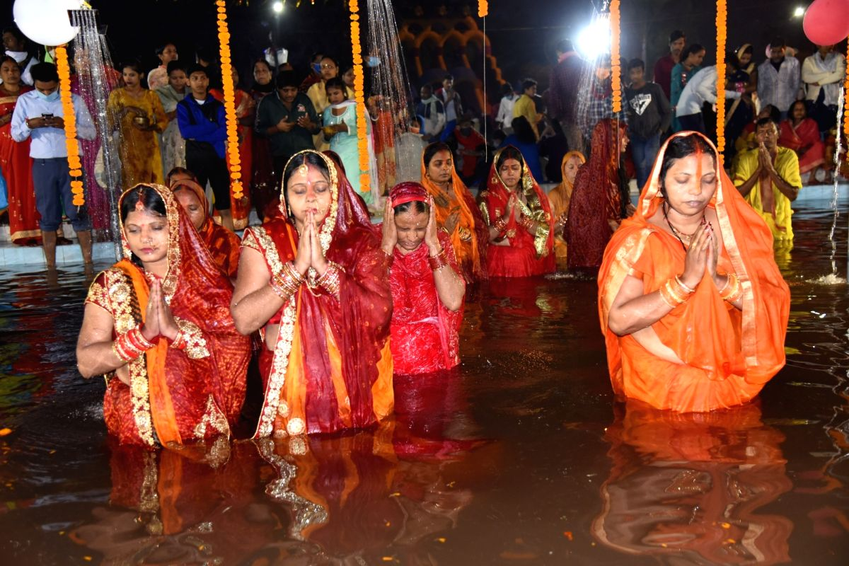 Filming Chatth devotees sparks communal tension in Bihar village