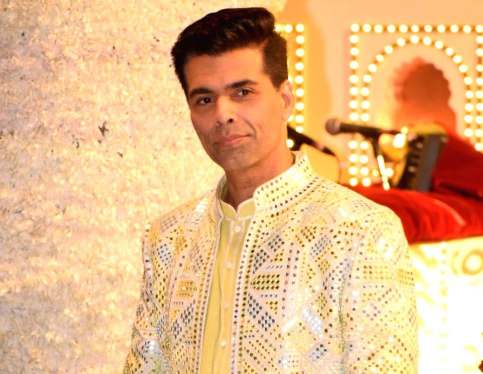 Filmmaker Karan Johar. (Image Source: IANS)