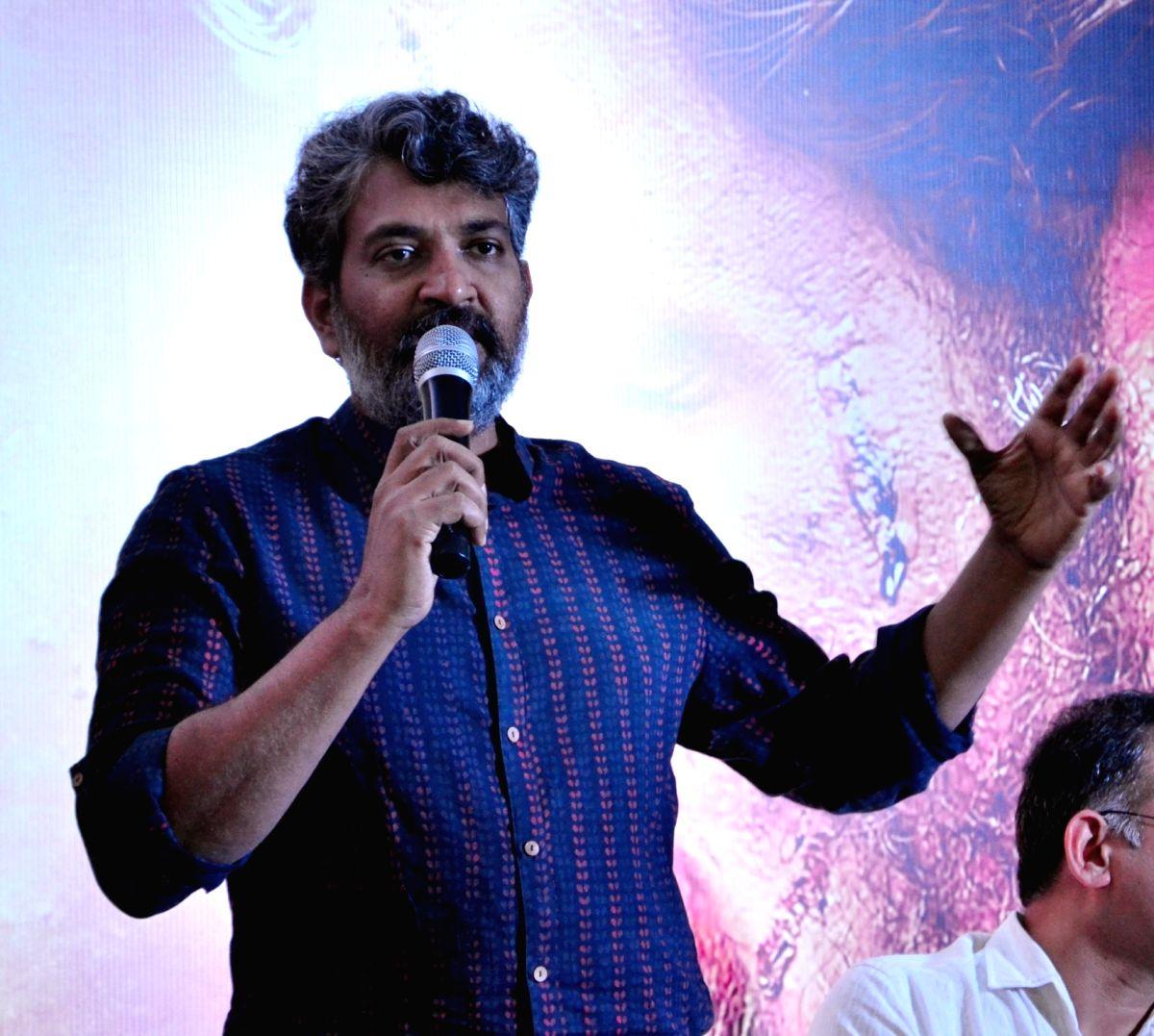 Filmmaker S. S. Rajamouli.
