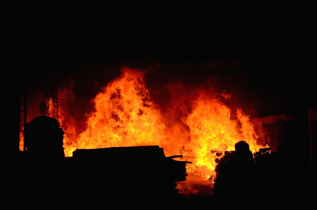 Fire. (File Photo: IANS)