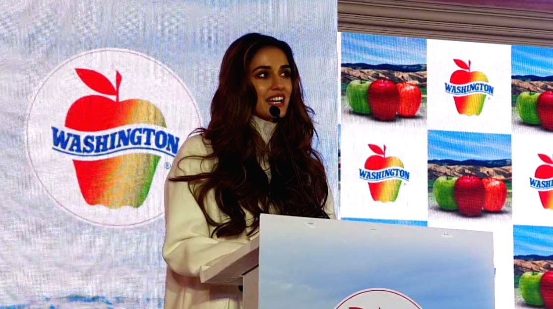 """Fitness freak Disha Patani admits she loves sugar. She has revealed the one snack that fills her up and also """"destroys my sugar craving""""."""