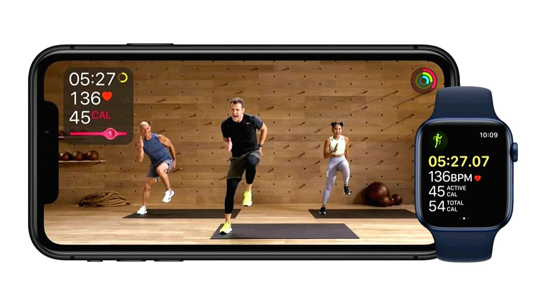 Fitness+ on Apple Watch to deliver personalised tips.