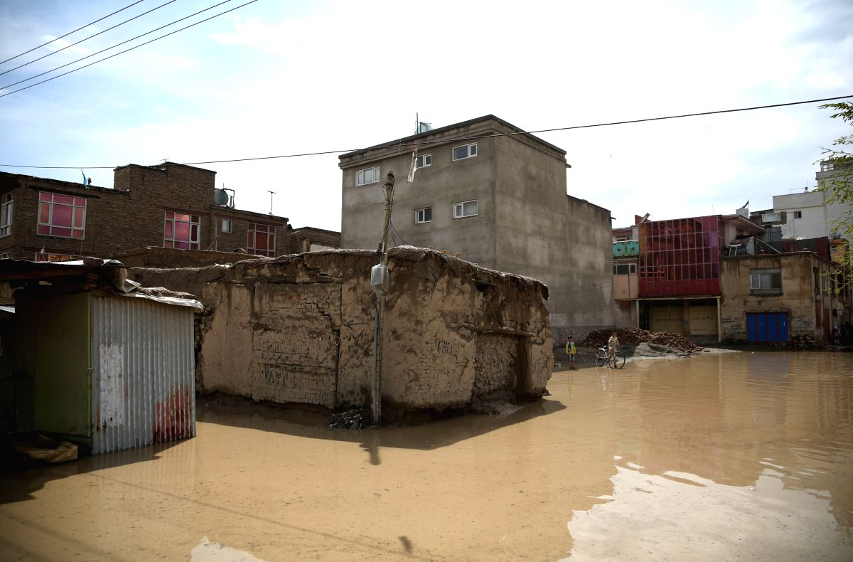 Flash floods kills 40 people in Afghanistan