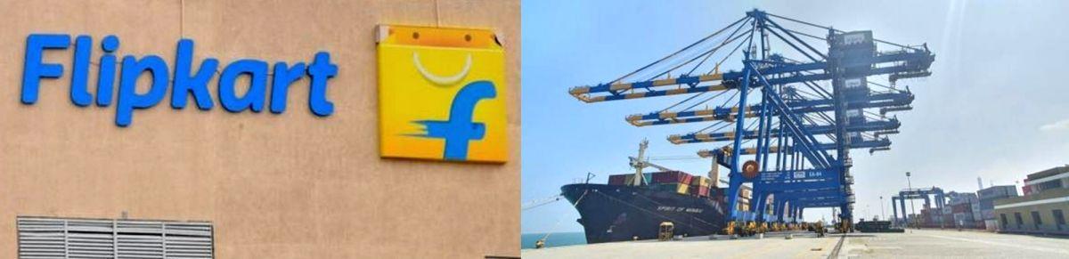 Flipkart enters into strategic partnership with Adani Group