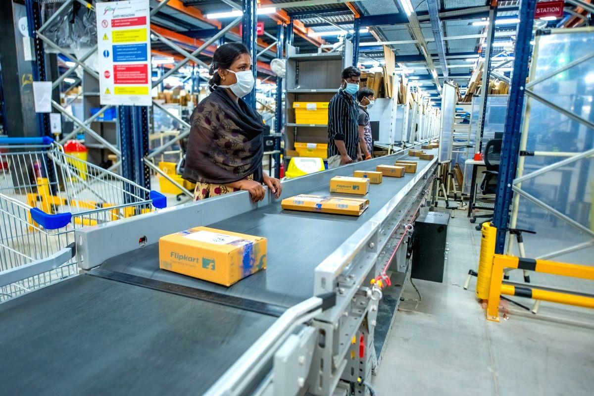 Flipkart raises $3.6 billion.