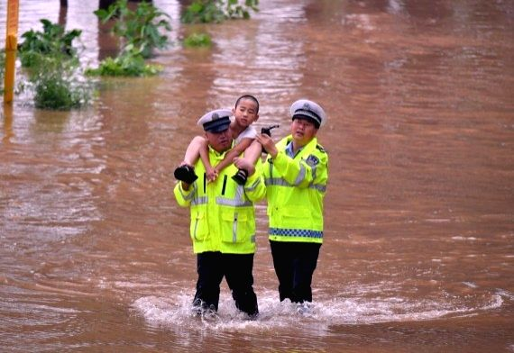 Flood-hit Henan braces for new round of downpour