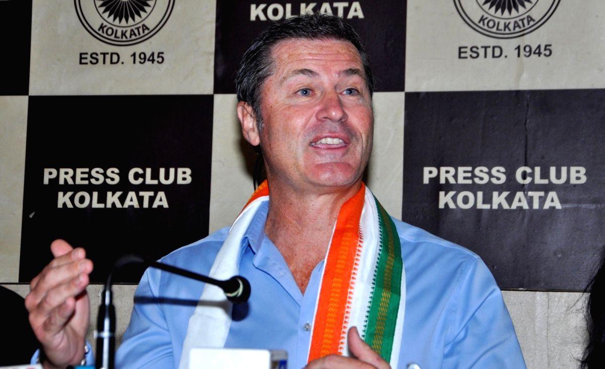 Former international umpire Simon Taufel