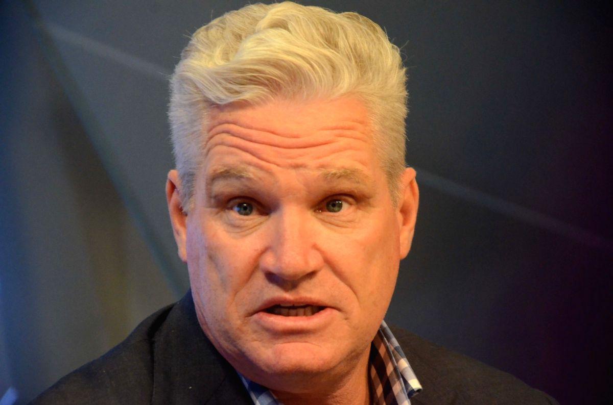 Former Australian cricketer and cricket expert Dean Jones.