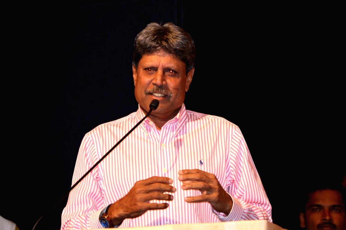 Former Indian cricket player Kapil Dev. (File Photo: IANS)