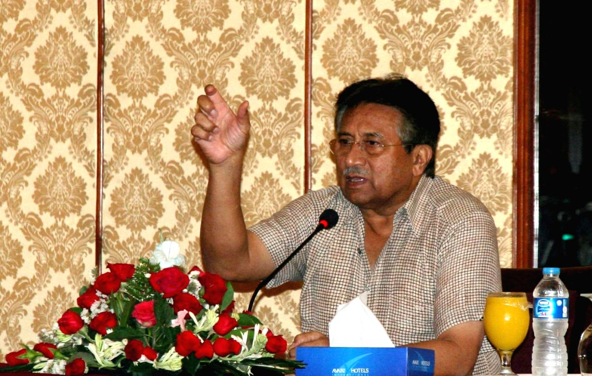 Former Pakistan's President Pervez Musharraf. (File Photo: IANS)