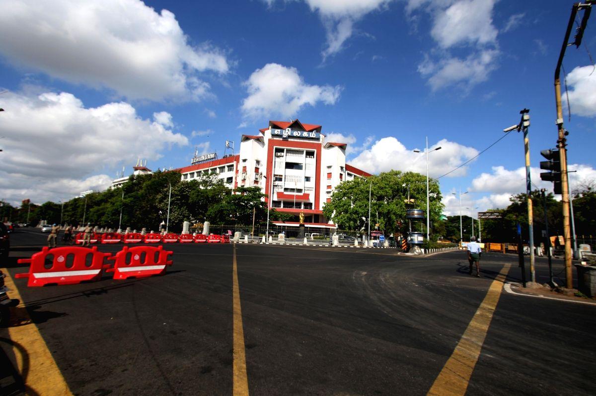 Fortnight long complete lockdown begins in Tamil Nadu