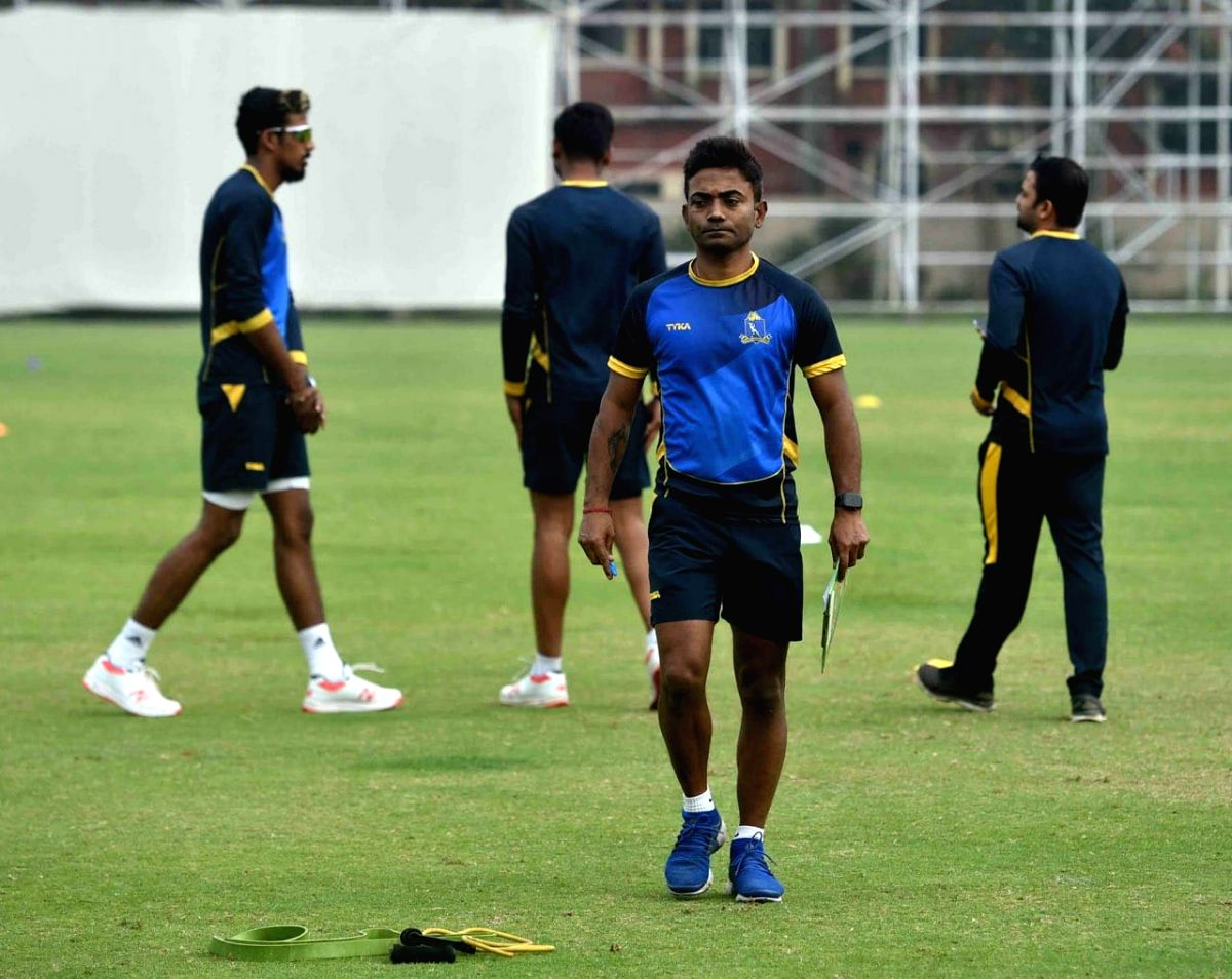 Fortunate to have guys like Sanjib in my team: Bengal coach Arun Lal.