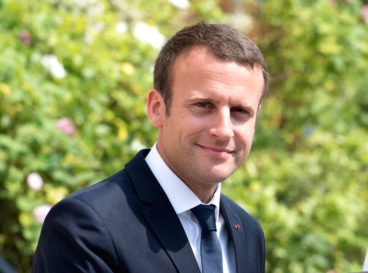 French President Emmanuel Macron. (File Photo: IANS)