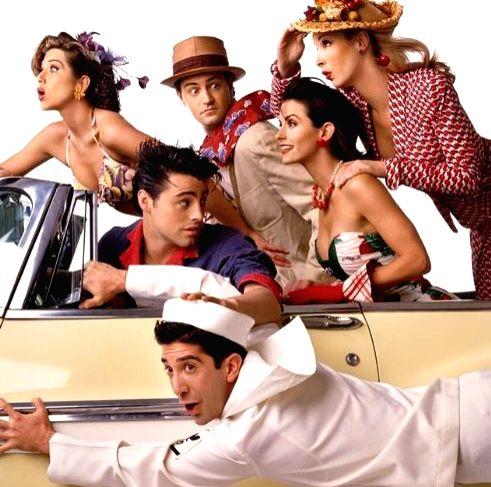 'Friends' cast set to reunite for a special.