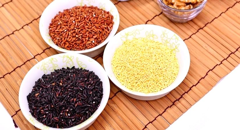 From weight loss to strong bones, health benefits of millets.(Photo:IANSLIFE)