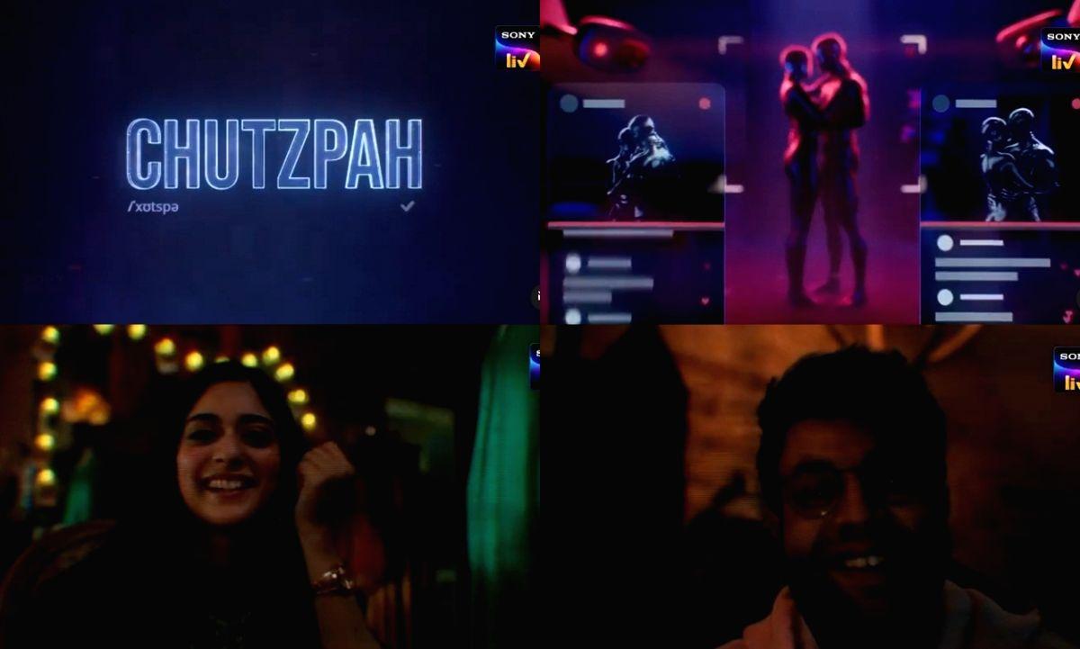 'Fukrey' co-actors Varun Sharma, Manjot Singh in 'Chutzpah'.
