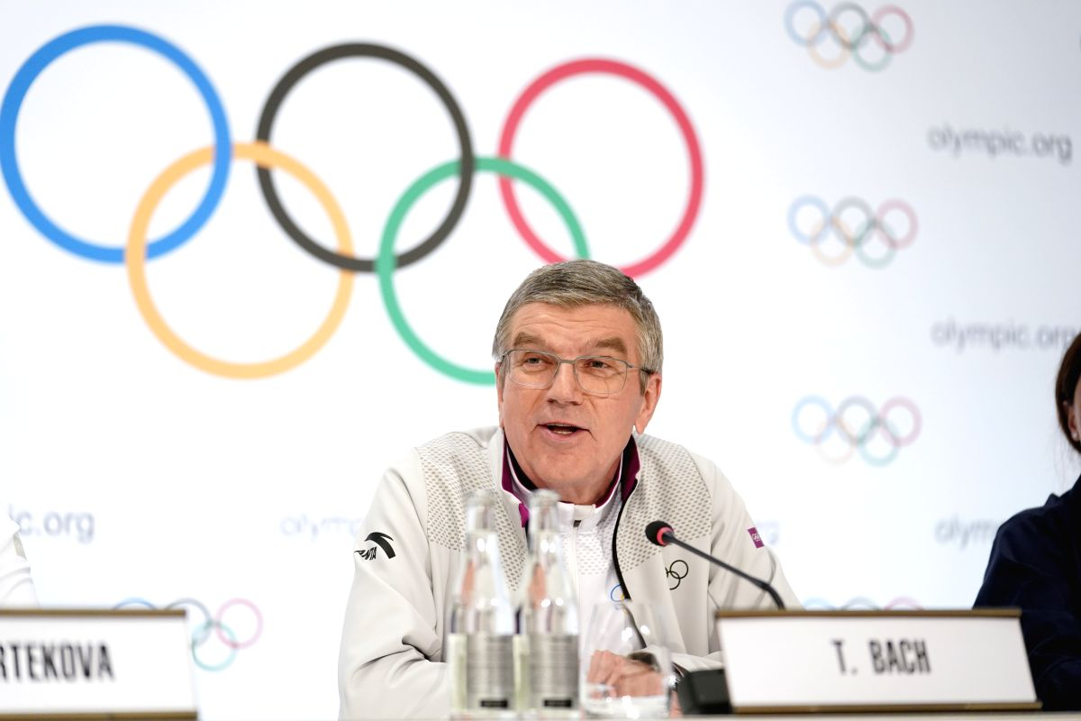 Fully committed to start Tokyo Games on July 24: IOC chief