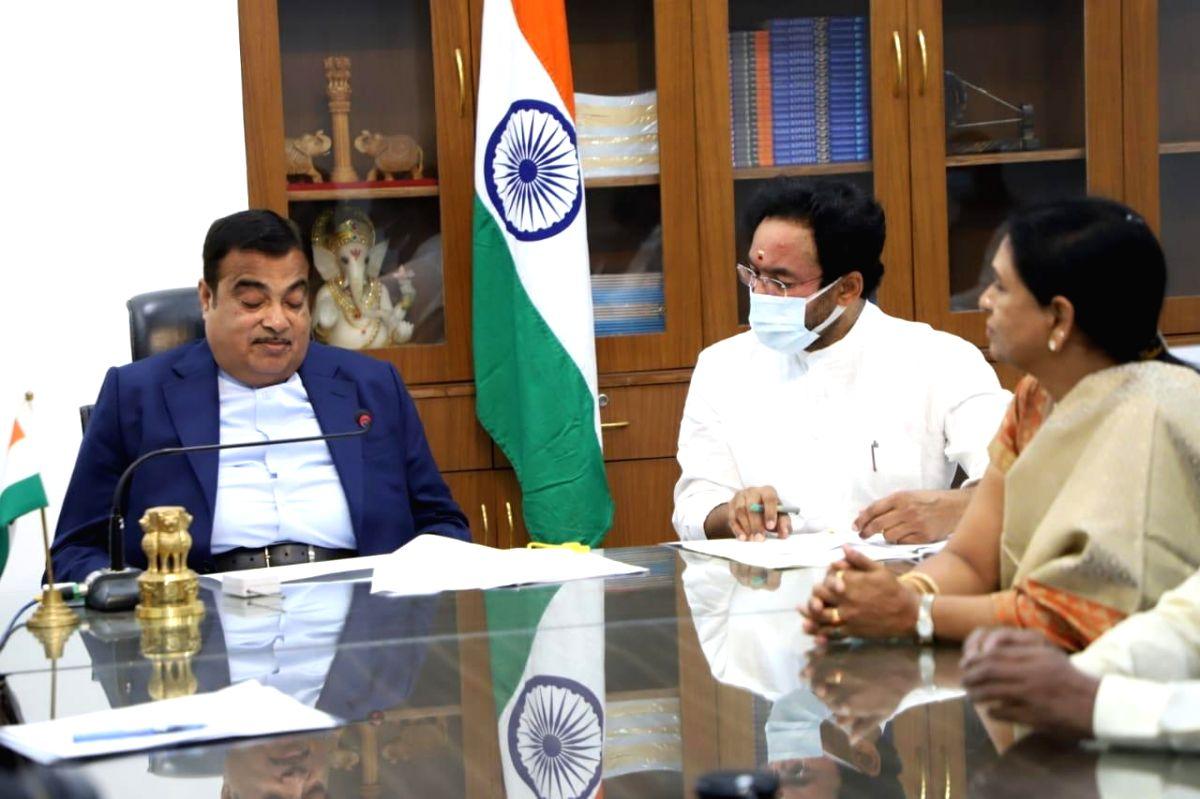 Gadkari urged to expedite Regional Ring Road around Hyderabad