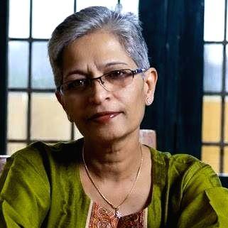 Gauri Lankesh Journalist.(Credit: Facebook)