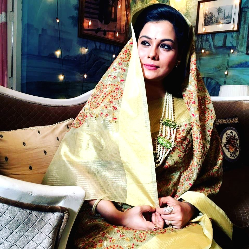 Geetanjali Tikekar: I surrender to the script