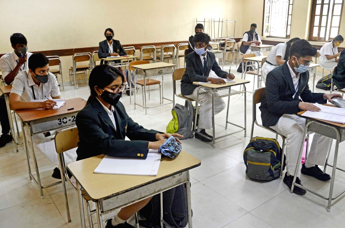 Gender sensitised school curriculum in Punjab. (Photo:Kuntal Chakrabarty/IANS)